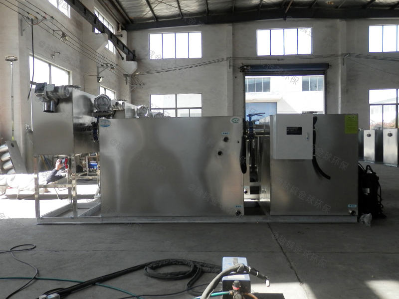 浦东新全自动加热一体化隔油提升设备要求
