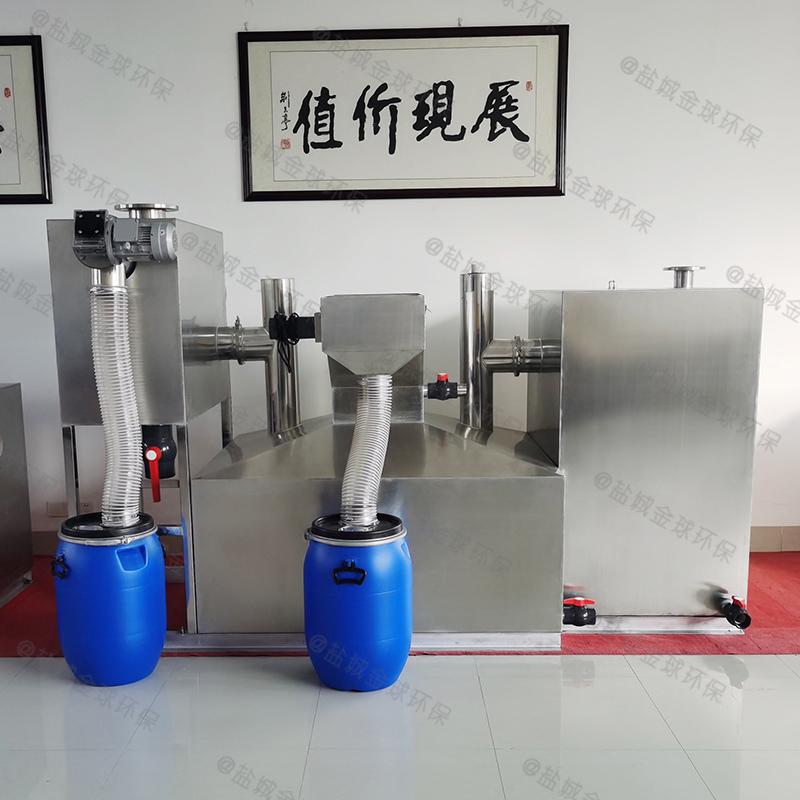 上海如何安装隔油设备结构图值得信赖