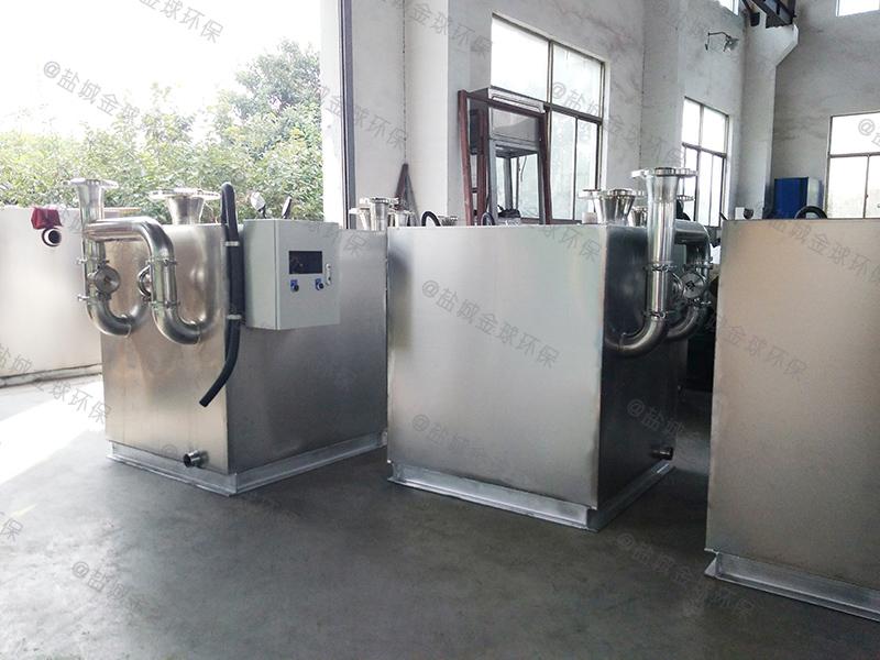 黄浦加工隔油提升设备设计标准现货供应