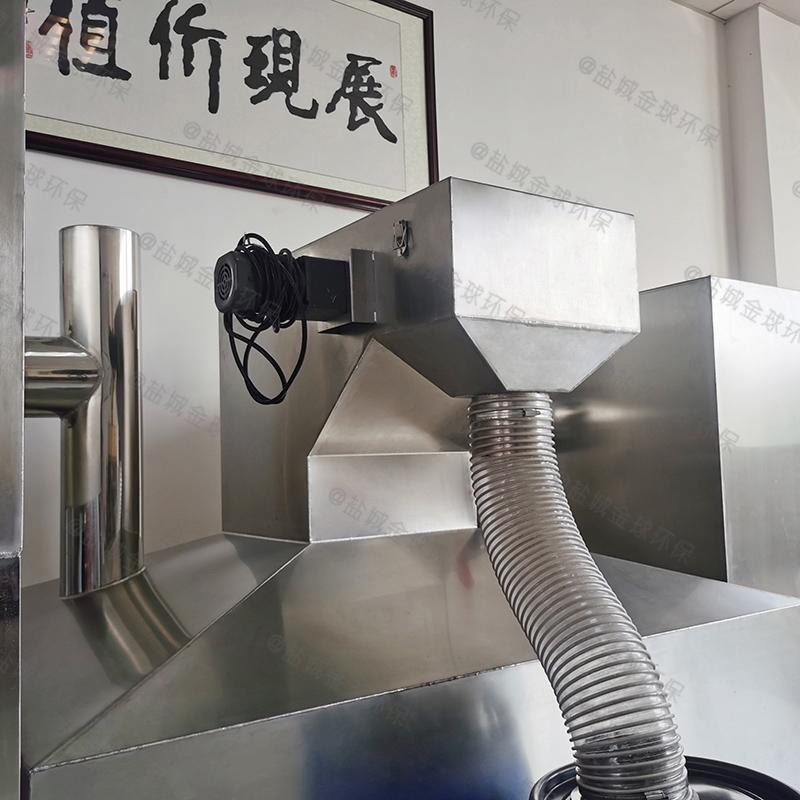杨浦大型油脂分离机设计说明