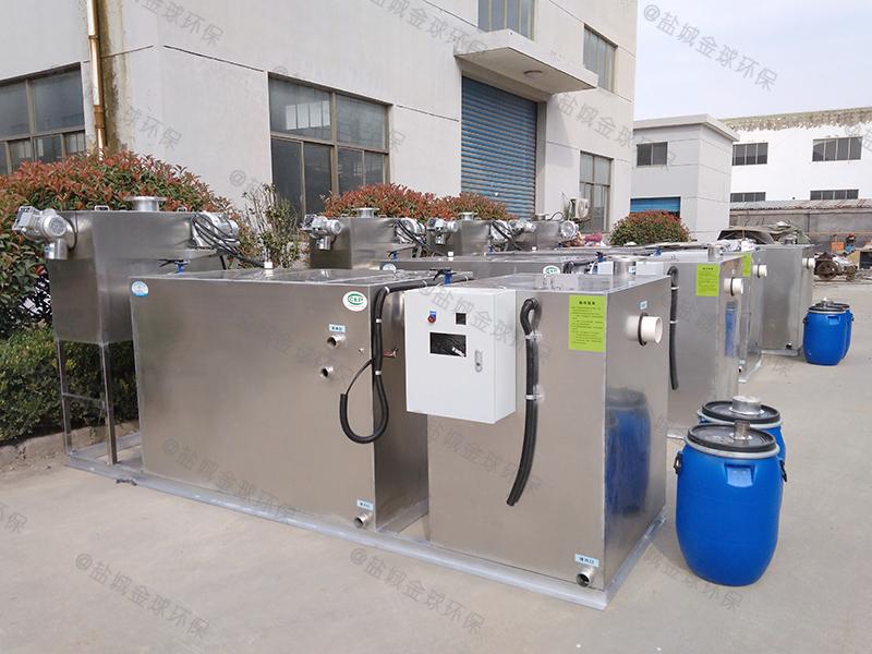 闸北陆用油水分离装置设计说明