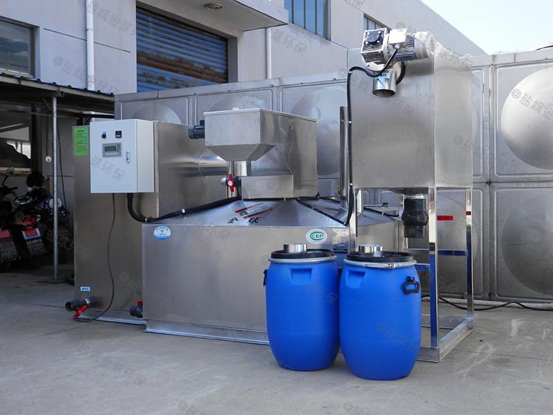 上海什么情况选择油水分离器施工要求