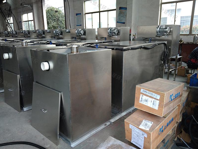 闸北饭馆隔油设备生产