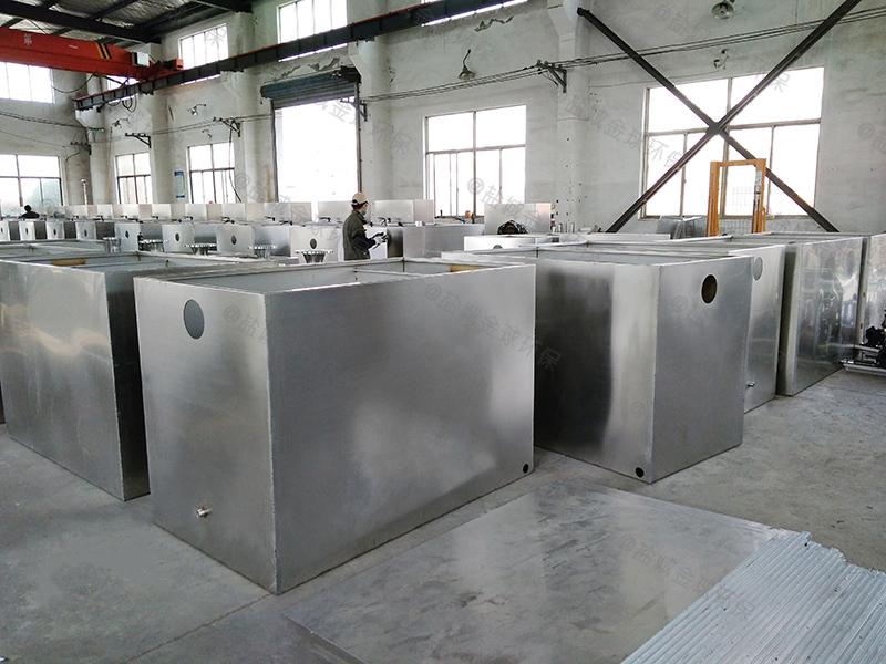 上海污水排放油水分离机安装标准