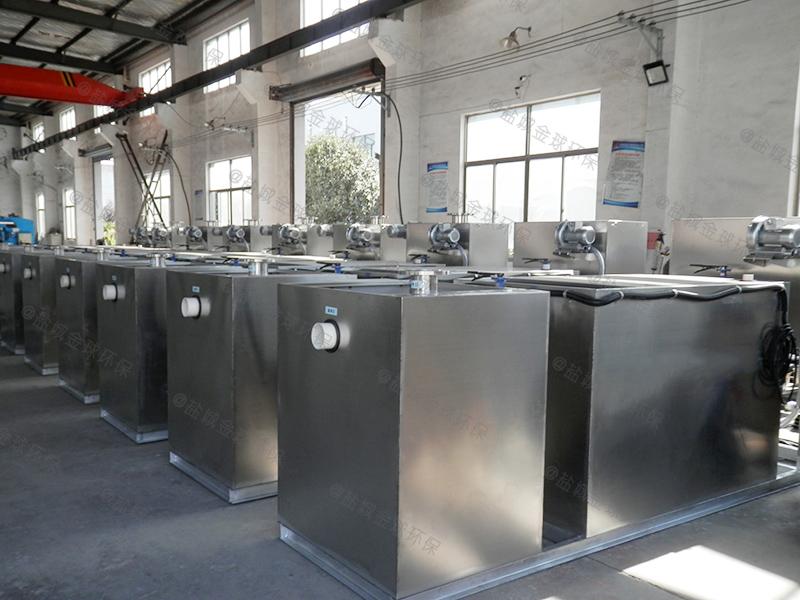 金山怎样做隔油提升设备标准图集源头厂家