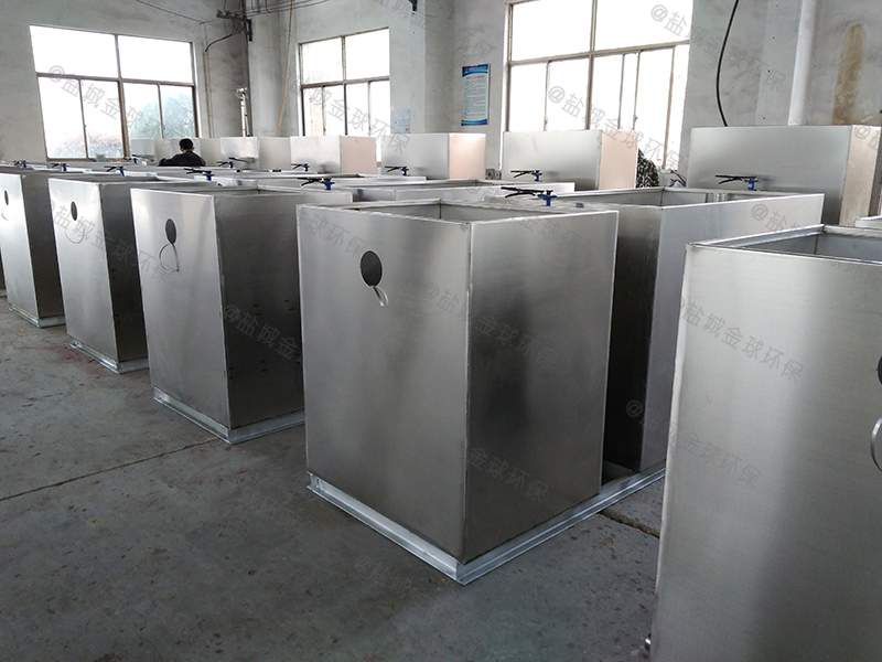 杨浦简约隔油提升设备规范