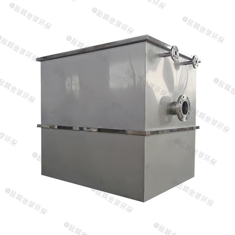 普陀多级隔油器安装方法
