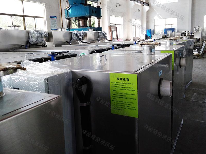 嘉定分离污水隔油提升设备原理和工艺