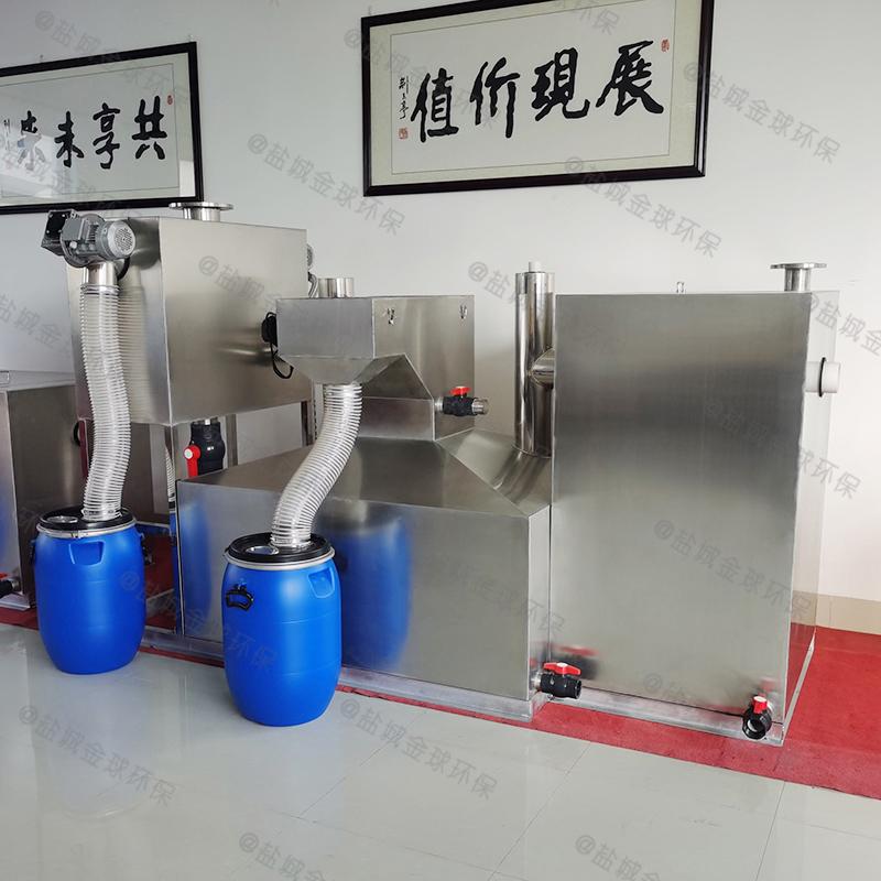 上海油污分离隔油设备维护保养方案