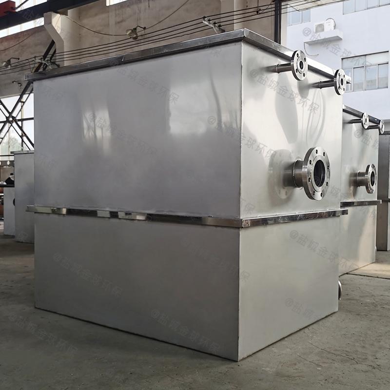 闵行成品隔油设备原理结构