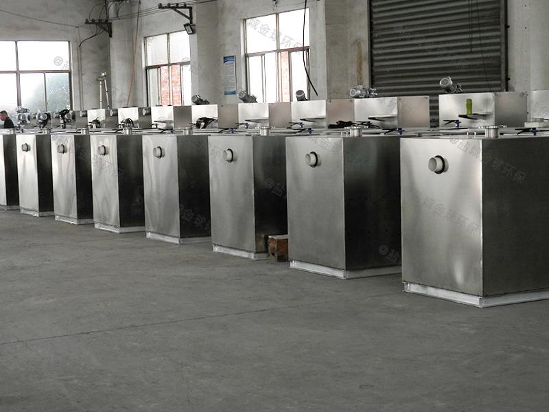 金山别墅油水分离装置施工要求款式新颖