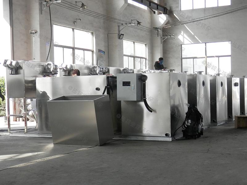 普陀加工一体化隔油提升设备型号厂家货源