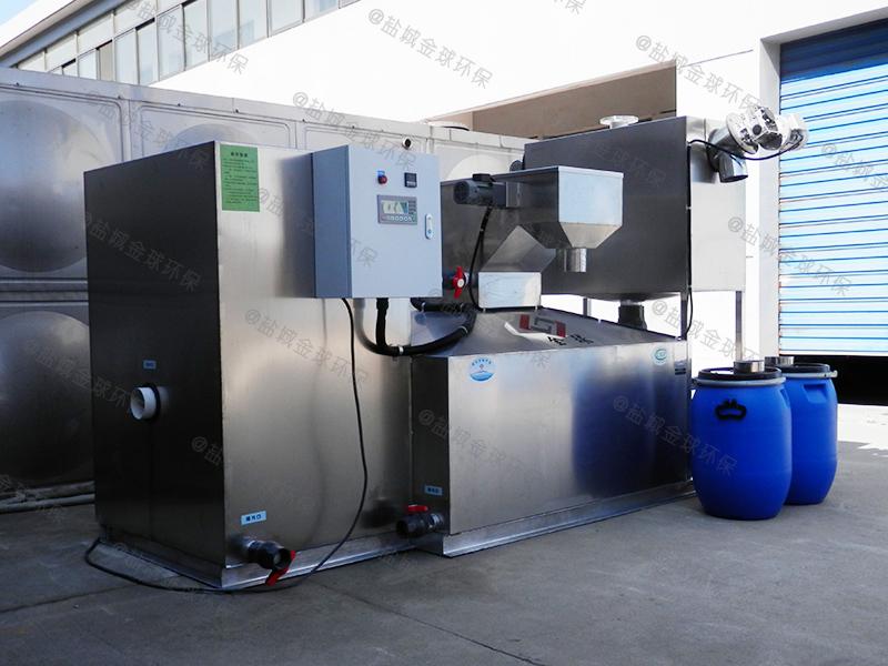 杨浦小型隔油提升一体化设备长宽比产品展示
