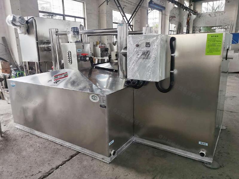 杨浦全自动加热隔油提升设备清洗推荐咨询