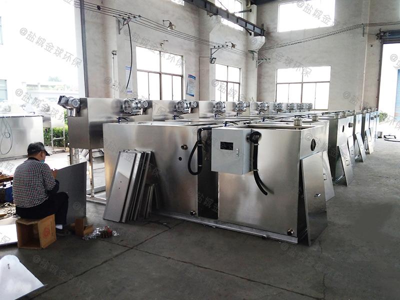 杨浦便携式油水分离装置施工标准
