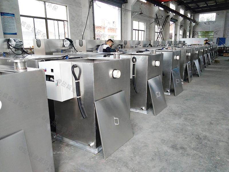 闵行厨房隔油提升一体化设备大样图质优价廉