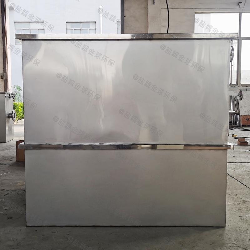 上海手动式油污水分离器施工单位