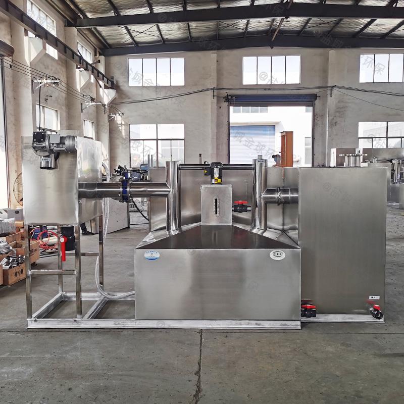 杨浦信誉可靠一体化隔油提升设备厂家