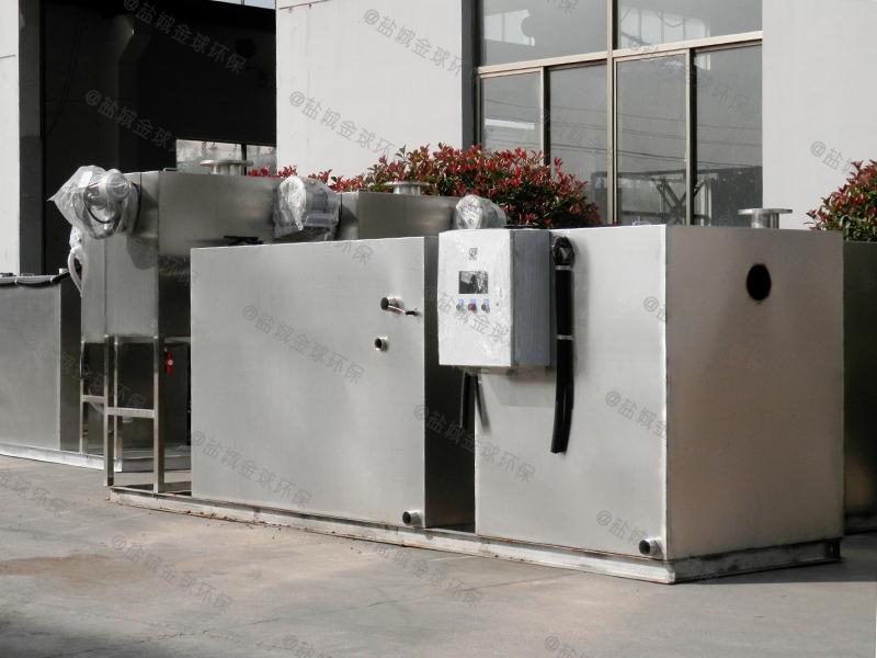 浦东新餐厅油水分离器做法非标定制