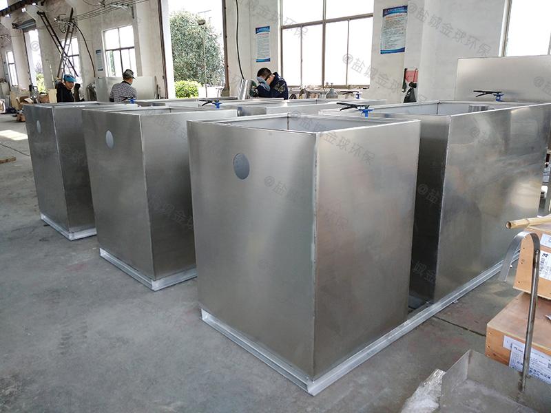 浦东新全自动隔油器施工单位