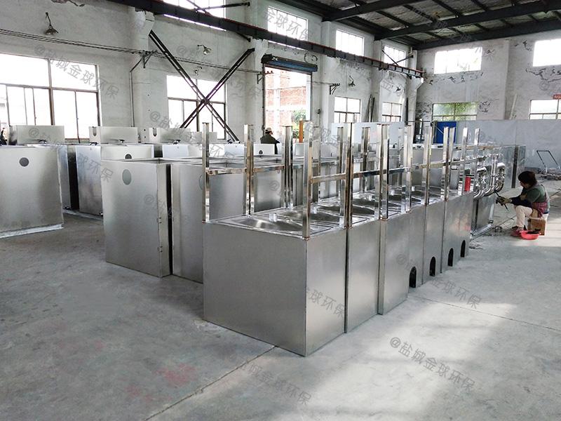 静安机械净化隔油提升一体化设备设备功能