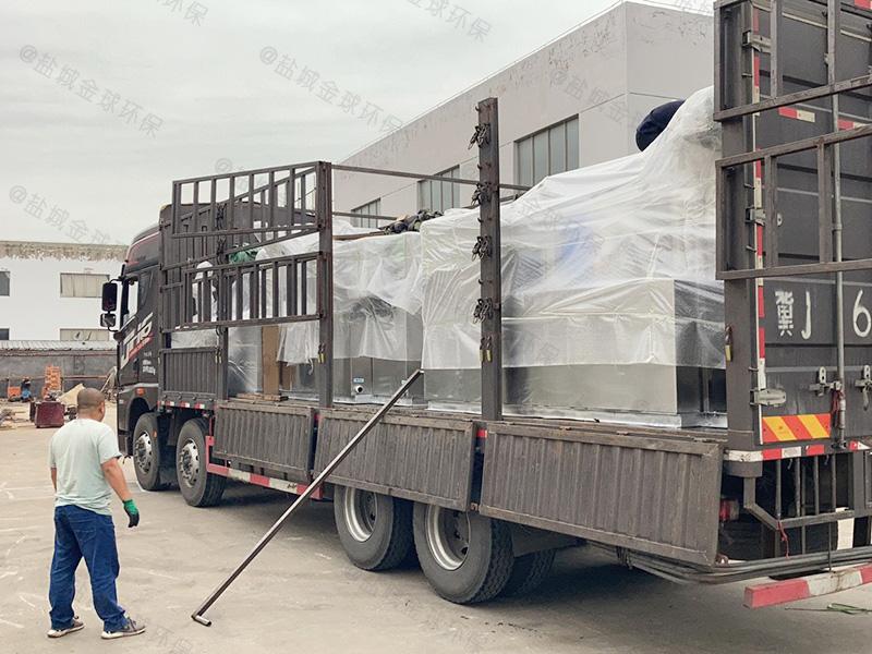 闵行埋地厨房油污水分离器多少钱