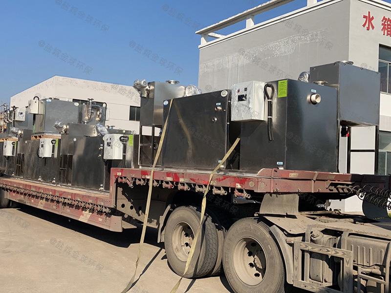 静安会所一体化隔油提升设备厂家直销质量上乘