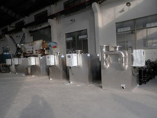 青浦加工定制一体化隔油提升设备设计规范