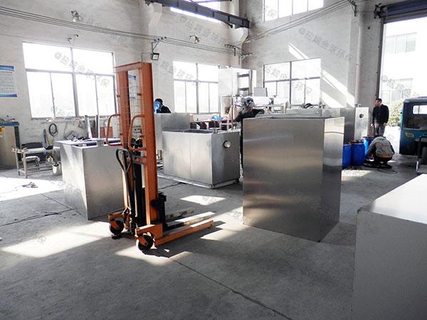 厨余8吨的长宽高用砖做隔油一体化提升装置排放标准