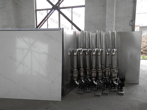 购物中心甲型隔油隔油一体化设备设计要求