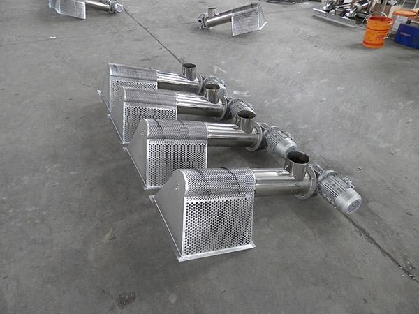 厨用30立方用砖做隔油净化设备设计要求