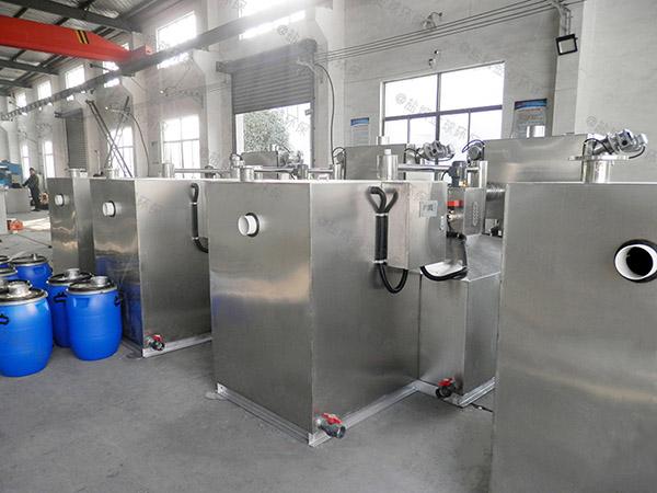 厨房用大型混凝土隔油处理器市场分析