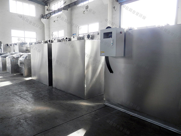 餐饮专用2号隔悬浮物隔油一体设备生产商