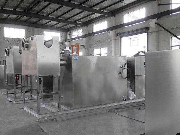 工程2.8米*1.2米*1.75米隔渣除味隔油池检测报告