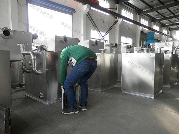 厨下型30立方隔油隔油过滤设备生产商电话