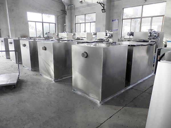 餐饮类甲型隔渣隔油污水提升一体化设备品牌排行榜