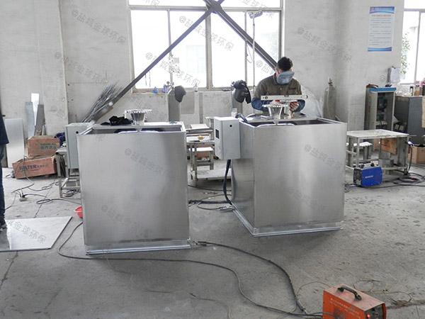 餐饮专用500人隔油隔油池设备检验