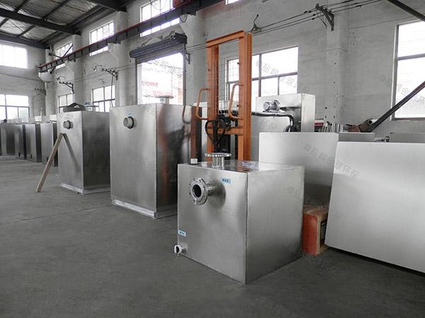 工程1000人隔油废水隔油器排名