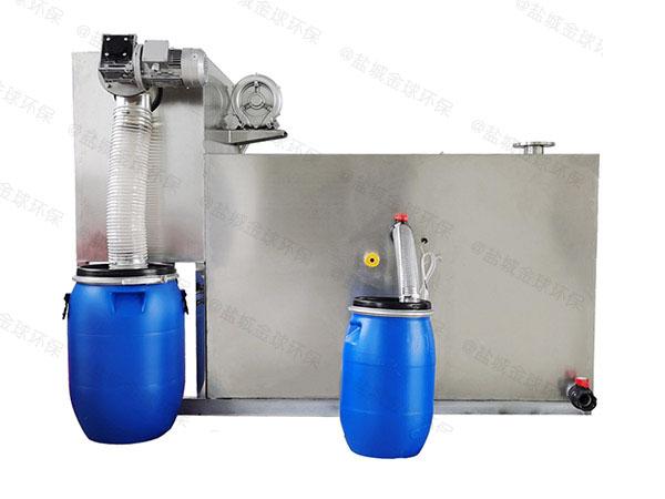 工厂食堂大型隔渣隔油器自动提升装置市场分析
