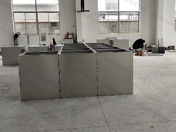 工地大型不锈钢隔油除油设备设计要求