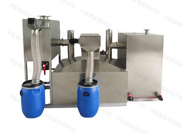 工程2号混凝土隔油一体化装置求购