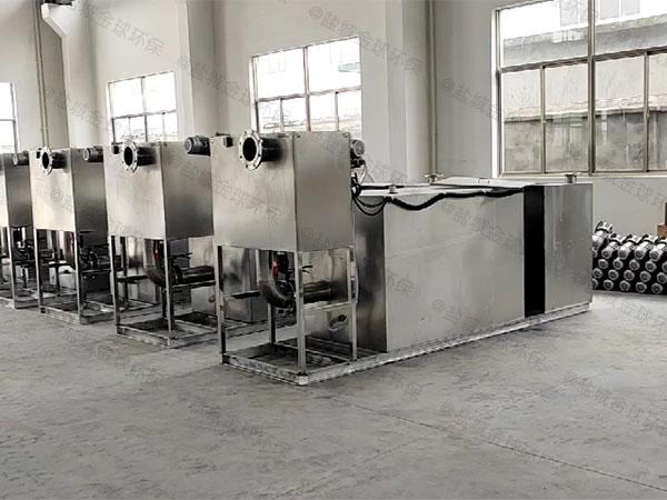 工程500人隔油隔油处理器图