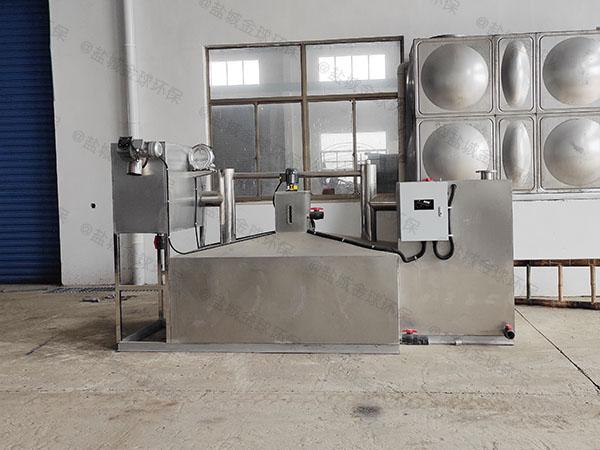 餐用8吨的长宽高用砖做隔油分离器排放标准
