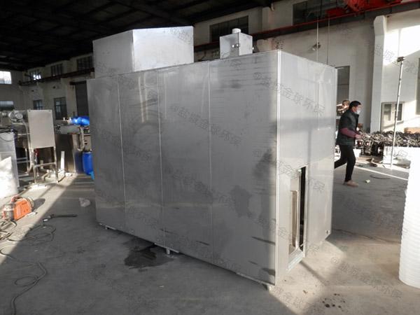 日处理5吨智能餐饮垃圾减量化处理设备厂家