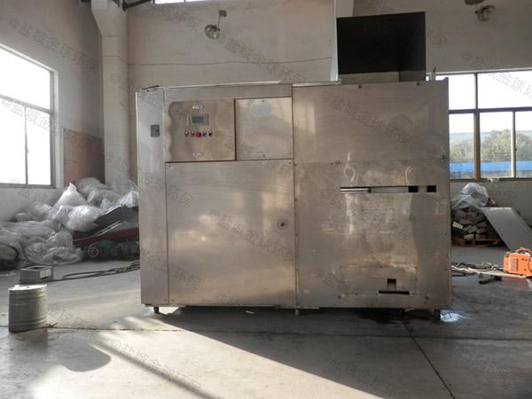 20吨机械式餐饮垃圾设备品牌排行