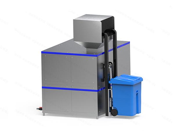 10吨自动化餐饮垃圾处理整套设备公司