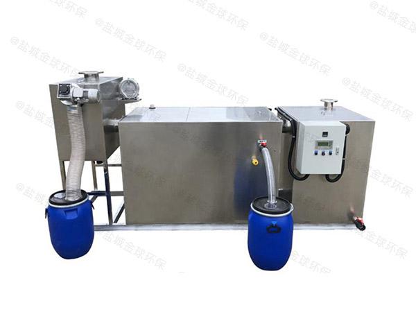 厨房用大型隔油隔油排污设备生产厂