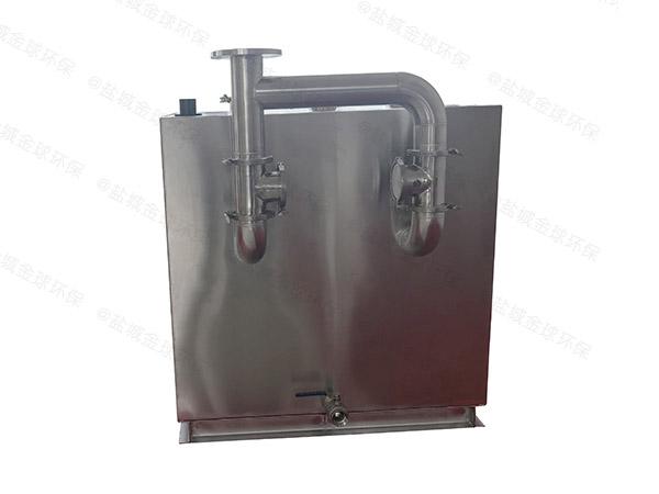 商品房地下室外置泵反冲洗型污水隔油提升器国产和进口哪个好