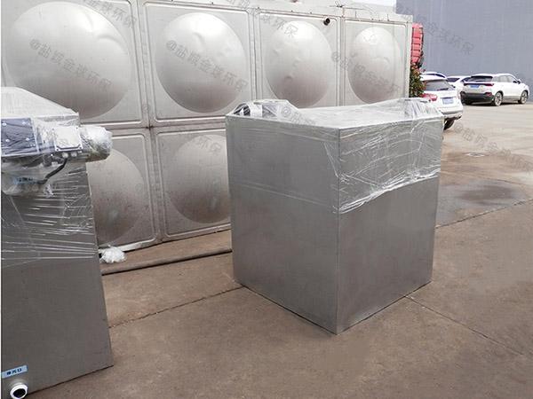 商场生活污水隔油提升器哪个品牌好