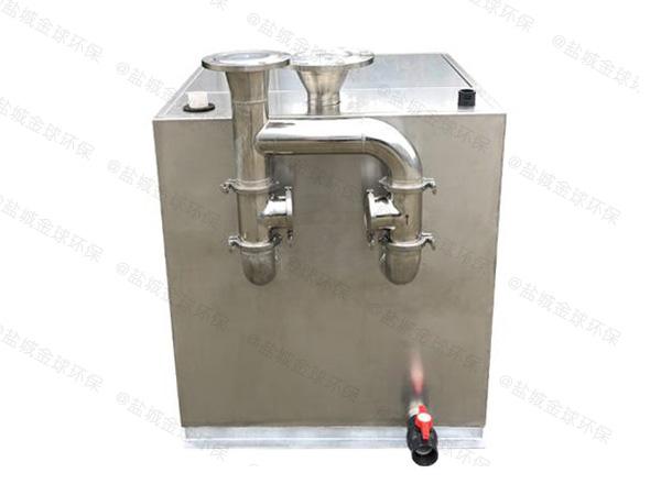 商场外置式污水处理提升器怎么安装